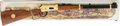 Long Guns:Lever Action, Boxed Winchester Model 94 Golden Spike Commemorative Lever Action Rifle....