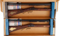 Long Guns:Muzzle loading, Lot of Two Boxed Thompson Center Arms Percussion Rifles.... (Total: 2 Items)
