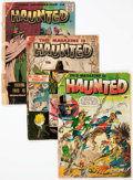 Golden Age (1938-1955):Horror, This Magazine Is Haunted Group of 6 (Fawcett/Charlton, 1951-58)Condition: Average FR.... (Total: 6 Comic Books)