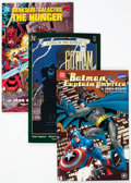 Modern Age (1980-Present):Miscellaneous, Comic Books - Assorted Trade Paperbacks and Comics Group of 12 (Various Publishers, 1960s-2000) Condition: Average VF/NM excep... (Total: 12 Comic Books)