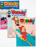 Silver Age (1956-1969):Cartoon Character, Wendy, the Good Little Witch File Copies Box Lot (Harvey, 1968-76) Condition: Average NM-....
