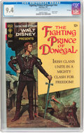 Silver Age (1956-1969):Adventure, Movie Comics: The Fighting Prince of Donegal - File Copy (Gold Key, 1967) CGC NM 9.4 Off-white to white pages....