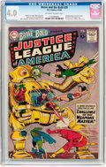 Silver Age (1956-1969):Superhero, The Brave and the Bold #29 Justice League of America (DC, 1960) CGC VG 4.0 Off-white to white pages....