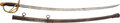 Edged Weapons:Swords, U.S. Model 1860 Light Cavalry Saber Dated 1864 Manufactured by Ames....