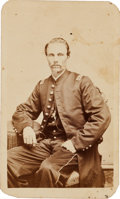 Photography:CDVs, Civil War Union Carte-de-visite: WIA 2nd Bull Run....