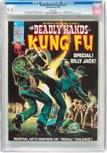 Magazines:Superhero, The Deadly Hands of Kung Fu #11 (Marvel, 1975) CGC NM/MT 9.8 Whitepages....