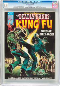 The Deadly Hands of Kung Fu #11 (Marvel, 1975) CGC NM/MT 9.8 White pages