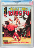 Magazines:Superhero, The Deadly Hands of Kung Fu #12 (Marvel, 1975) CGC NM/MT 9.8 Whitepages....