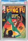 Magazines:Superhero, The Deadly Hands of Kung Fu #20 (Marvel, 1976) CGC NM/MT 9.8 Whitepages....