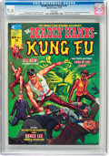 Magazines:Adventure, The Deadly Hands of Kung Fu #6 (Marvel, 1974) CGC NM+ 9.6 White pages....