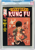 Magazines:Superhero, The Deadly Hands of Kung Fu #14 (Marvel, 1975) CGC NM+ 9.6 Whitepages....