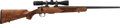 Long Guns:Bolt Action, Cooper Arms Model 57-M Classic Bolt Action Rifle with Telescopic Sight....