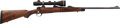 Long Guns:Bolt Action, Dakota Arms Model 76 Classic Bolt Action Rifle with TelescopicSight....
