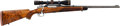 Long Guns:Bolt Action, Engraved Dale Goens Custom Mauser Bolt Action Rifle....