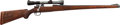Long Guns:Bolt Action, Custom Mauser Model 1924 Bolt Action Rifle with Telescopic Sight....
