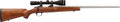 Long Guns:Bolt Action, Kimber Model 84 Bolt Action Rifle with Telescopic Sight....