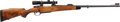 Long Guns:Bolt Action, Engraved Custom Mauser Model 98 Bolt Action Rifle with Telescopic Sight....