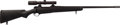 Long Guns:Bolt Action, G. McMillan Talon Safari Bolt Action Rifle with TelescopicSight....