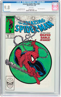 Modern Age (1980-Present):Superhero, The Amazing Spider-Man #301 (Marvel, 1988) CGC NM/MT 9.8 Whitepages....