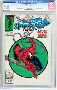 The Amazing Spider-Man #301 (Marvel, 1988) CGC NM/MT 9.8 White pages