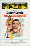 "Movie Posters:Comedy, The Big Mouth (Columbia, 1967). One Sheet (27"" X 41""), Lobby Card Set of 8 (11"" X 14""), & Uncut Pressbook (12 Pages, 11"" X 1... (Total: 10 Items)"