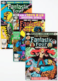 Modern Age (1980-Present):Superhero, Fantastic Four Annual #14-19 and 25 Box Lot (Marvel, 1979-92)Condition: Average VF/NM....