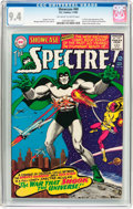 Silver Age (1956-1969):Superhero, Showcase #60 Spectre (DC, 1966) CGC NM 9.4 Off-white to white pages....