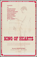 "Movie Posters:Foreign, King of Hearts (the Film Group, R-1974). One Sheet (26.25"" X 40"") & Photos (12) (8"" X 10""). Foreign.. ... (Total: 13 Items)"