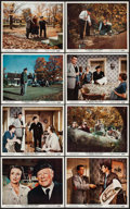 """Movie Posters:Hitchcock, The Trouble with Harry (Paramount, 1955). Color Photos (8) (8"""" X 10""""). Hitchcock.. ... (Total: 8 Items)"""