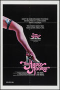 "Movie Posters:Sexploitation, The Happy Hooker & Other Lot (Cannon, 1975). One Sheets (2)(27"" X 41""), Photos (2), Mini Lobby Cards (2) (8"" X 10""), & 331... (Total: 9 Items)"