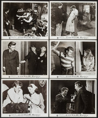 """East of Eden (Warner Brothers, R-1957). Photos (18) (8"""" X 10"""") & Trimmed Photos (2) (6.75"""" X 8""""..."""