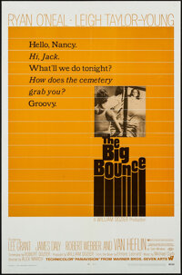 """The Big Bounce & Others Lot (Warner Brothers-Seven Arts, 1969). One Sheets (3) (27"""" X 41"""") & Uncut Pre..."""