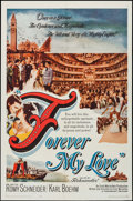 """Movie Posters:Foreign, Forever My Love & Others Lot (Paramount, 1962). One Sheet (27"""" X 41"""") Photos (14), & British Front of House Color Photos (2)... (Total: 17 Items)"""