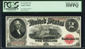 Fr. 60 $2 1917 Legal Tender PCGS Choice About New 55PPQ