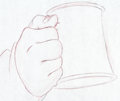 Animation Art:Concept Art, Shrek Character Development Drawings (Dreamworks, 2001).... (Total: 4 )