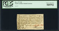 Colonial Notes:North Carolina, North Carolina December, 1771 30s PCGS Choice About New 58PPQ.. ...