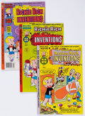 Bronze Age (1970-1979):Cartoon Character, Richie Rich Inventions File Copy Group of 86 (Harvey, 1977-82)Condition: Average NM-.... (Total: 86 Comic Books)