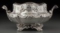 Silver Holloware, British:Holloware, A Benjamin Smith III Victorian Silver and Partial Gilt Sugar Bowl,circa 1845. Marks: (lion passant), (leopard's head), (dut...