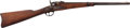 Long Guns:Other, Joslyn Model 1862 Single-Shot Saddle Ring Carbine Converted to Model 1864 Specifications....