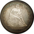 Seated Quarters: , 1862 25C MS66 NGC. As the Civil War got under way and people Northand South began hoarding all coinage, mintages began to ...