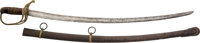 College Hill Arsenal Confederate Cavalry Officer's Saber