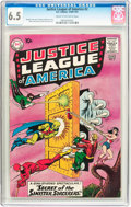 Silver Age (1956-1969):Superhero, Justice League of America #2 (DC, 1961) CGC FN+ 6.5 Cream to off-white pages....