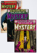 Silver Age (1956-1969):Horror, House of Mystery Group of 21 (DC, 1968-77) Condition: AverageFN.... (Total: 21 Comic Books)
