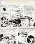 Original Comic Art:Panel Pages, Jack Sparling Movie Classics: Operation Crossbow PartialStory Original Art Group of 26 (Dell, 1965).... (Total: 26 OriginalArt)