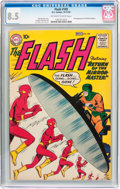 Silver Age (1956-1969):Superhero, The Flash #109 (DC, 1959) CGC VF+ 8.5 Off-white to white pages....