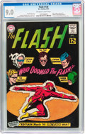 Silver Age (1956-1969):Superhero, The Flash #130 (DC, 1962) CGC VF/NM 9.0 Off-white to white pages....