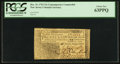 Colonial Notes:New Jersey, New Jersey December 31, 1763 12s Contemporary Counterfeit PCGS Choice New 63PPQ.. ...