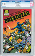Modern Age (1980-Present):Science Fiction, Dreadstar #1 (Marvel/Epic Comics, 1982) CGC NM/MT 9.8 Whitepages....