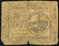 Colonial Notes:Continental Congress Issues, Continental Currency November 29, 1775 $2 Fine.. ...
