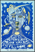 """Movie Posters:Rock and Roll, Butterfield Blues Band at The Fillmore (Bill Graham, 1967). Concert Poster No. 72 (14"""" X 21""""). Rock and Roll.. ..."""